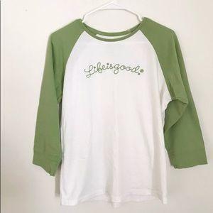 Life is good Women's Shirt